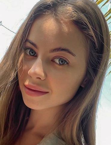 Блогер Анастасия Плеханова