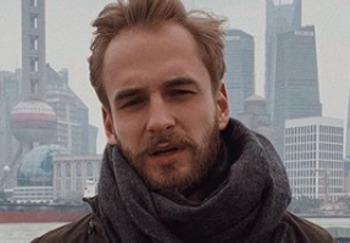 Блогер Александр Соколовский