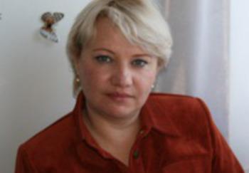 Блогер Дина Алимахова