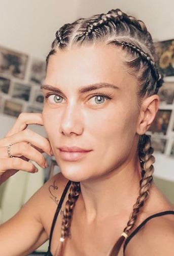 Блогер Евгения Тудалецкая