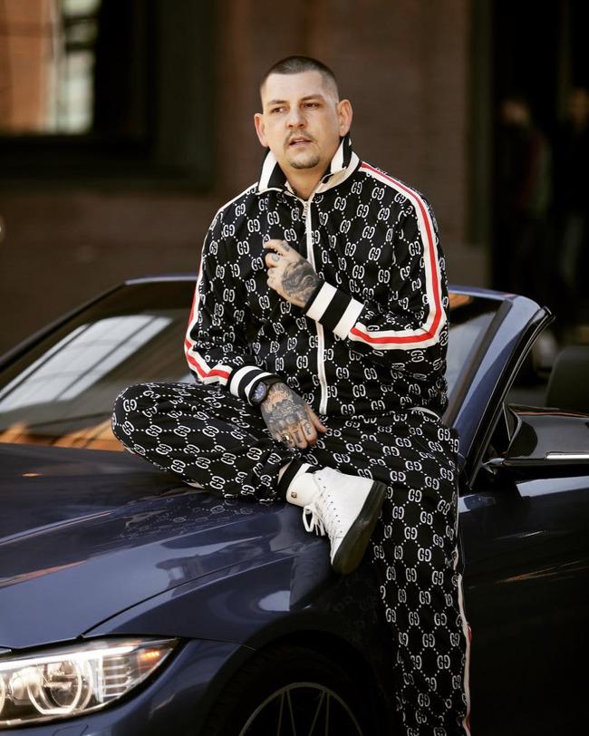 Блогер Дмитрий Грабовский