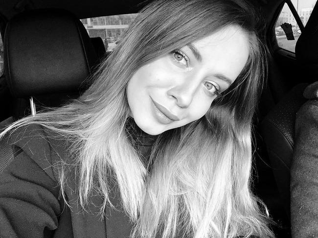 Блогер Кристина Квиноград
