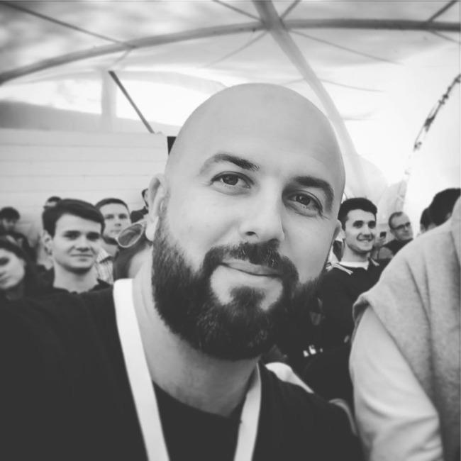 Блогер Вячеслав Носко