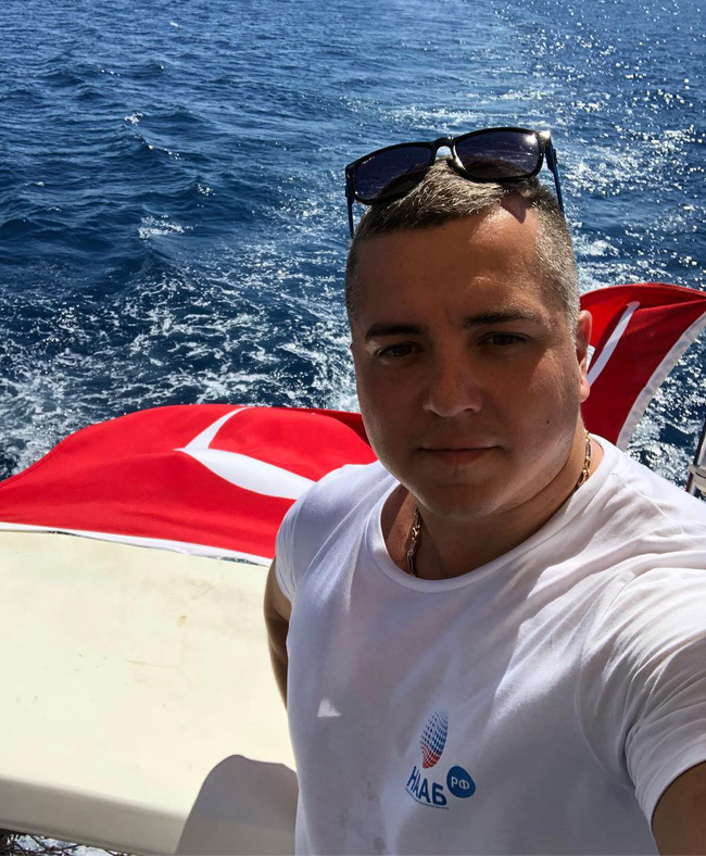 Блогер Давид Ризаев