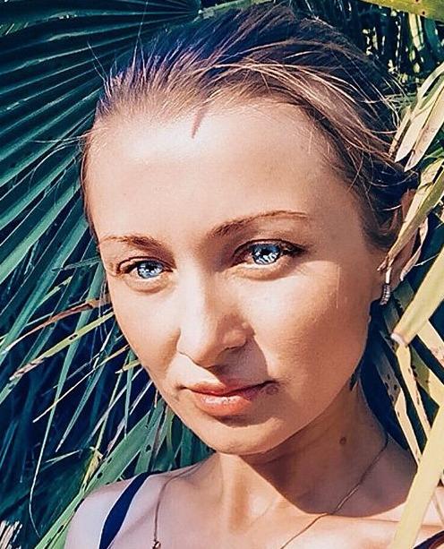 Блогер Наталья Ларина