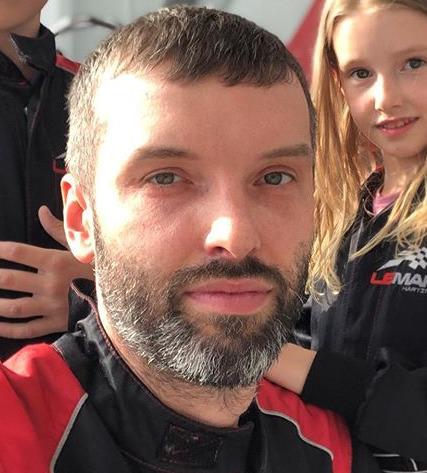 Блогер Сергей Ершов