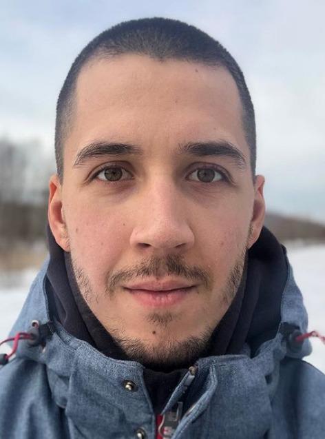 Блогер Андрей Гордеев