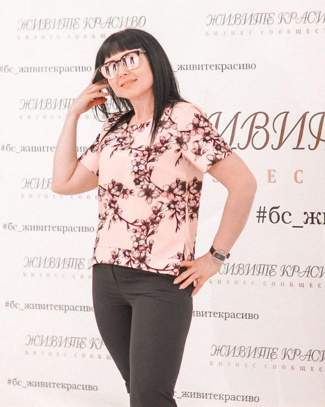 Блогер Ольга Крупина