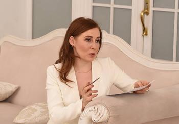 Блогер Татьяна Мосцеева