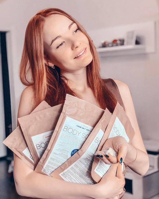 Блогер Арина Мак
