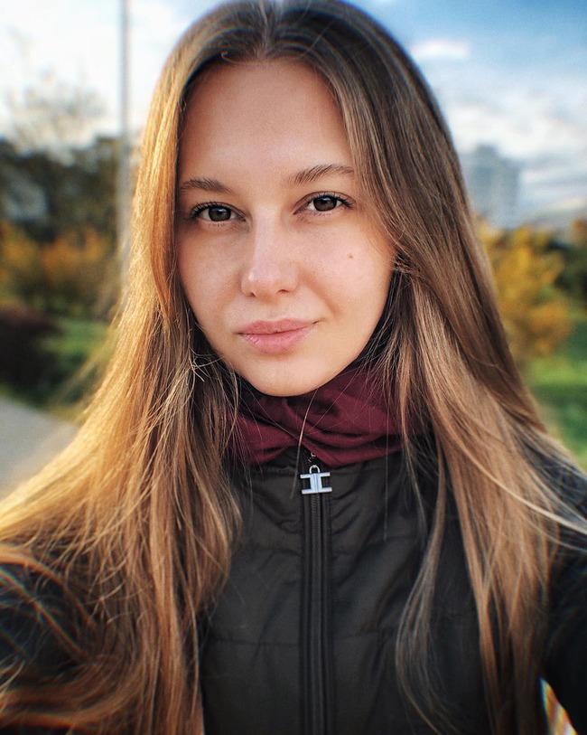 Блогер Наташа Зарубина