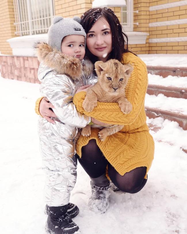 Блогер Анастасия Шанту