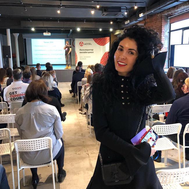 Блогер Анна Заверняева