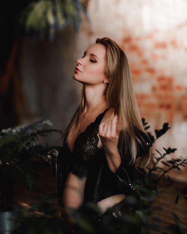 Блогер Екатерина Литвинова
