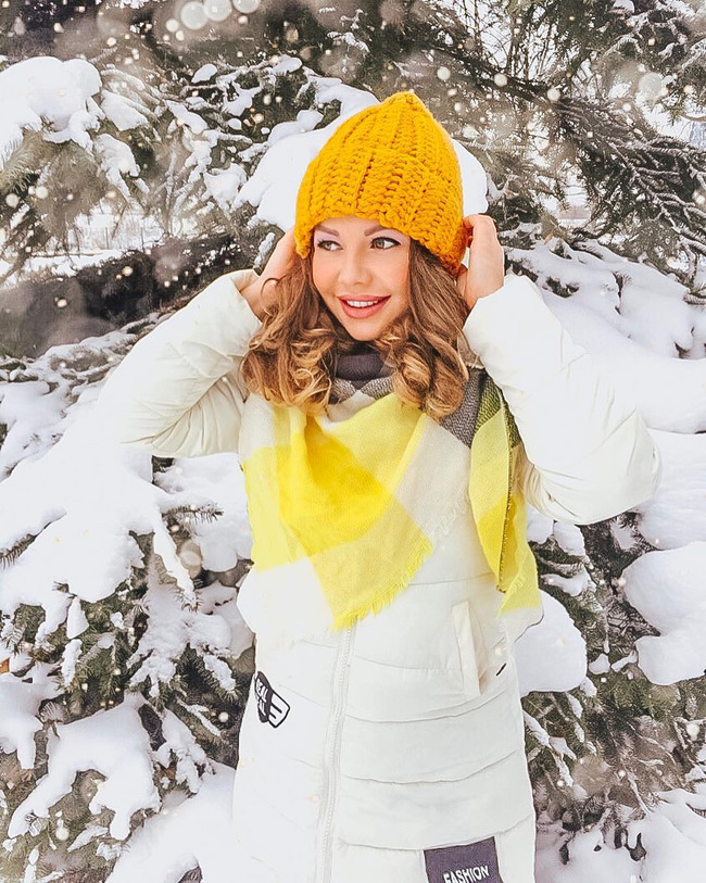 Блогер Диана Удалова