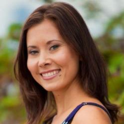 Блогер Надя Андреева