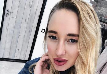 Блогер Дарья Григоренко