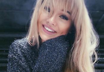 Блогер Ксения Зайцева