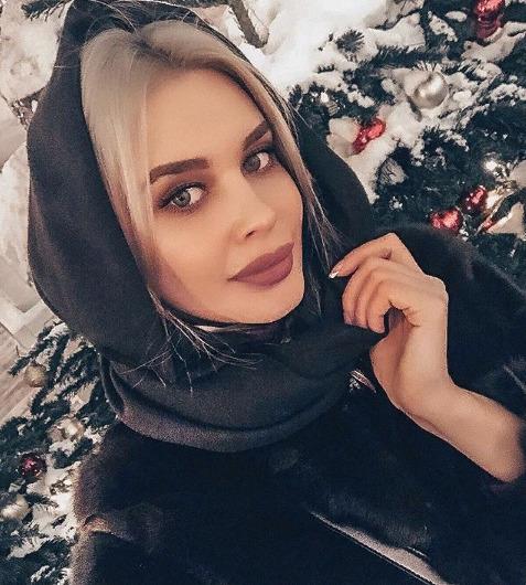 Блогер Мария Гужвинская