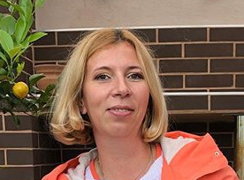 Блогер Марина Рыкалина
