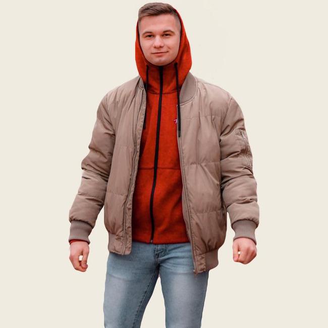 Блогер Михаил Гордеев