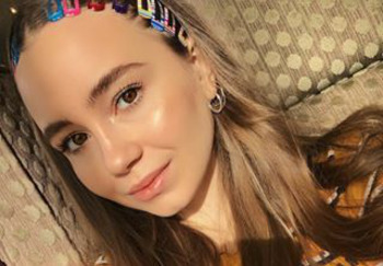 Блогер Даша Духонина