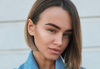 Блогер Елизавета Фролова