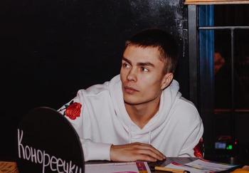 Блогер Владимир Машанов