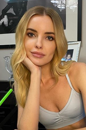 Блогер Наталья Якимчук