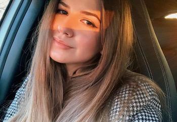 Блогер Елизавета Мартынова