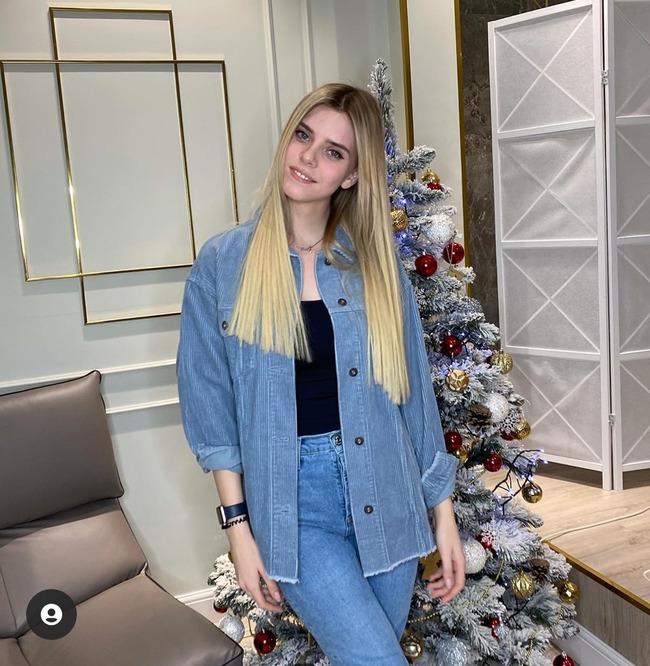Блогер Виктория Золотова
