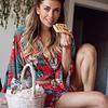 заказать рекламу у блогера Алина Фирсова