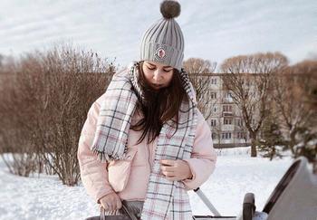 Блогер Ксения Гребенник