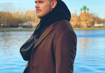 Блогер Кирилл Нечаев