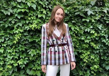 Блогер Анастасия Хохлова