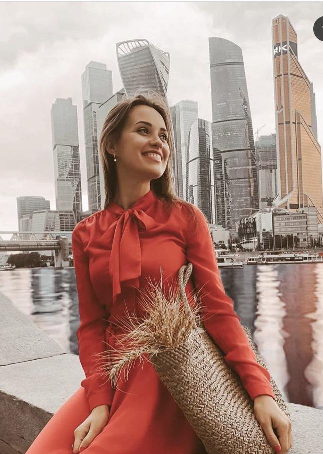 Блогер Екатерина Кужель