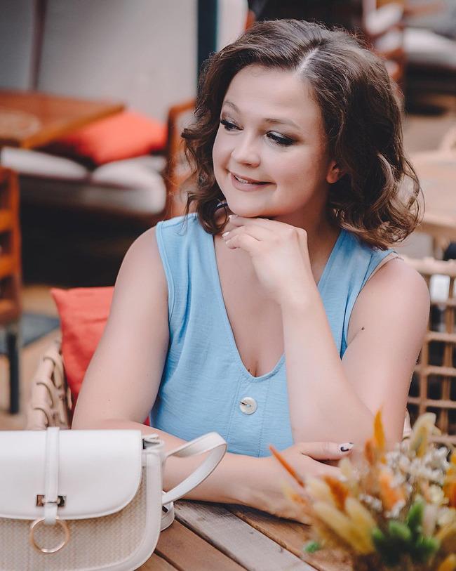 Блогер Мария Горячева