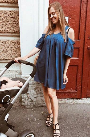 Блогер Алиса Тют