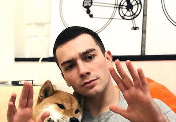 Блогер Алексей Банкес
