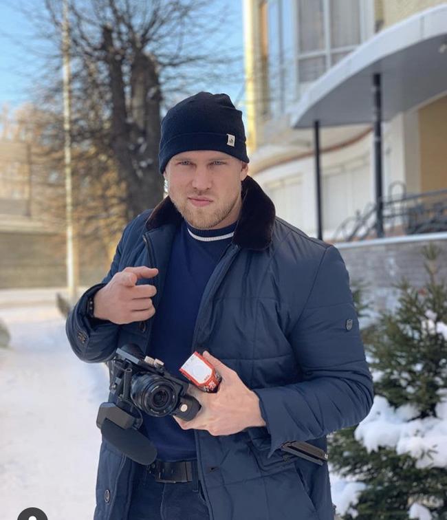 Блогер Сергей Миронов