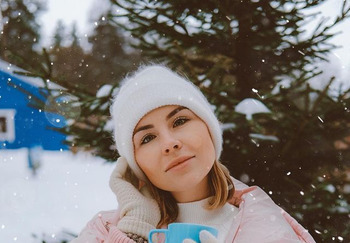 Блогер Ксения Жолудева