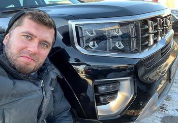 Блогер Антон Воротников