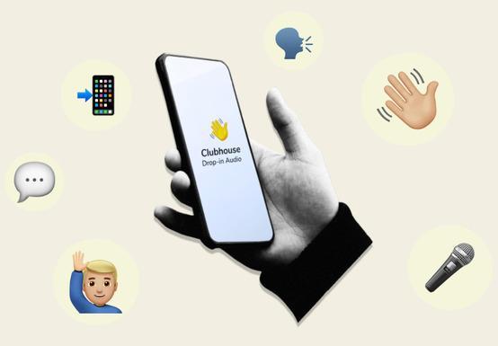 Clubhou социальная сеть будущего