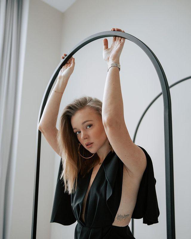 Блогер Дарья Камалова