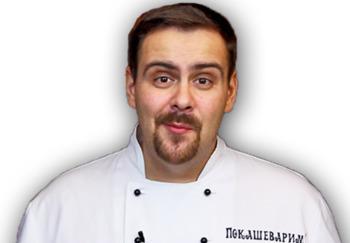 Блогер Покашеварим Виталий