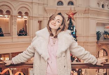 Блогер Анюта Данкова