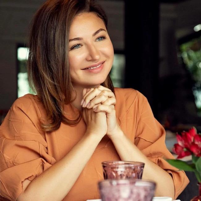 Блогер Елена Блиновская
