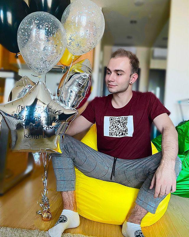 Блогер Егор Дорофеев