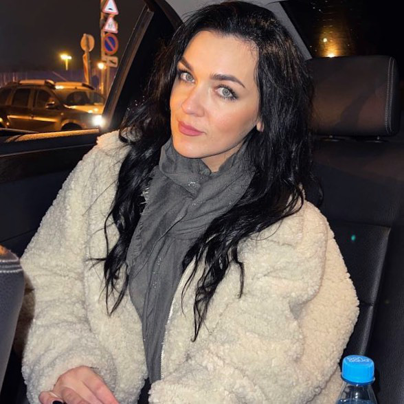 Блогер Анна Куценко