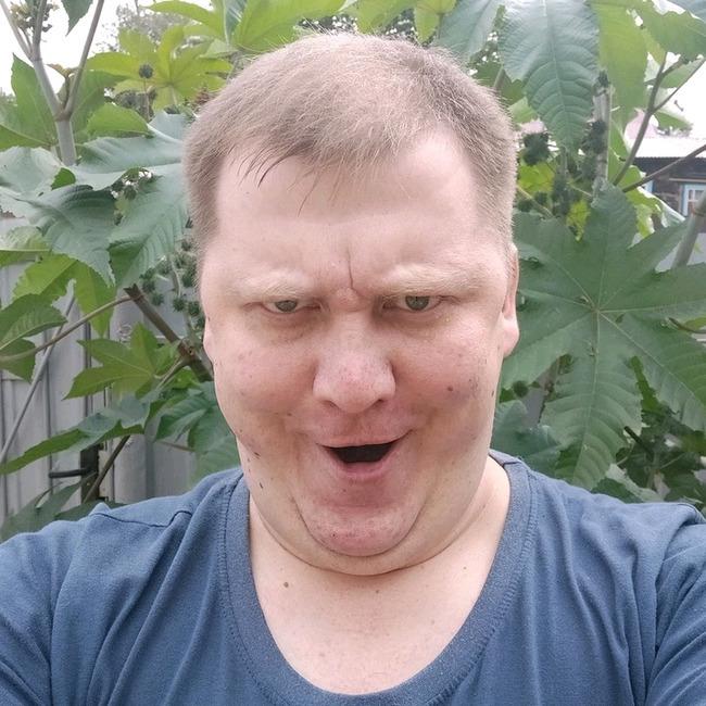 Блогер Игорь Шаркунов